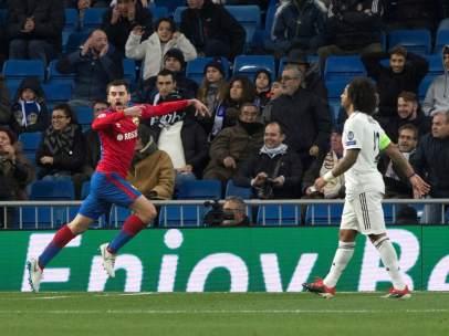 Gol del CSKA