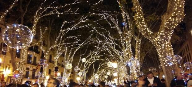 Los ciudadanos baleares gastarán una media de 254 euros en regalos de Navidad