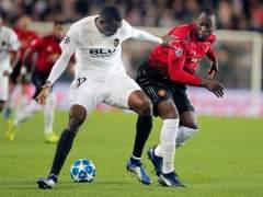 Valencia vs. Manchester United.