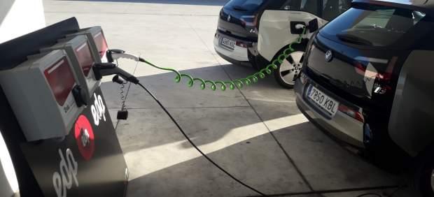 Coche eléctrico, de gasolina o diésel, ¿cuál es más económico?