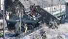 Trágico accidente de un tren de alta velocidad en Turquía