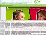 Hackeo web Vox