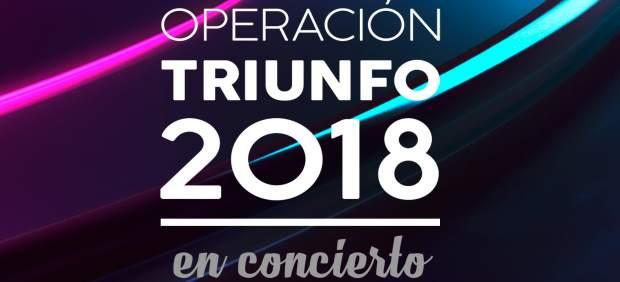 Inca acogerá el concierto de la nueva gira de 'Operación Triunfo'