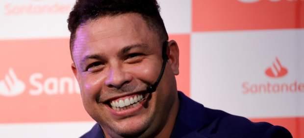 Ronaldo pide al Madrid la cesión de Vinícius y un vídeo de Shakira para sus sobrinos a Piqué