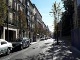 Valladolid.- El centro de la capital sin tráfico por contaminación.