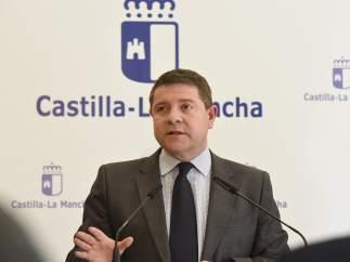 Emiliano García-Page, presidente C-LM