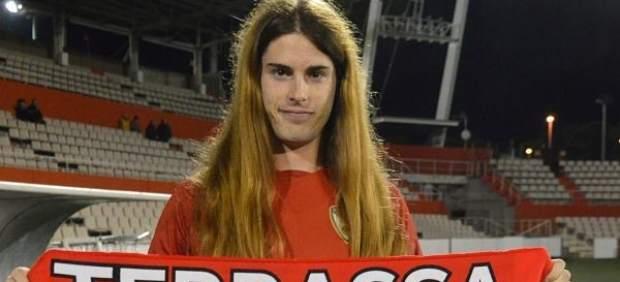 Valentina Berr, segunda futbolista transexual de España