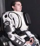Disfraz de robot