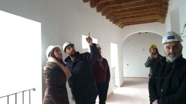 Rehabilitación de la finca de Ramón de Cala en Jerez