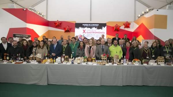 X Feria de la Gastronomía en la Diputación de Sevilla