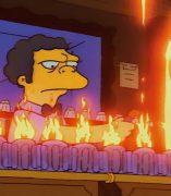 'Flameado de Moe'