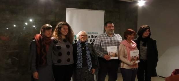El Consell presenta su sexto cómic de la campaña 'Mallorca té nom de dona', dedicado a las ...