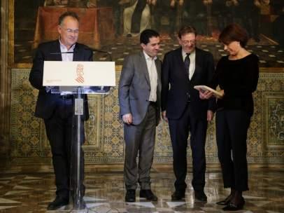 El Consell distribuirá baldosas en recuerdo de las víctimas valencianas de campos nazis