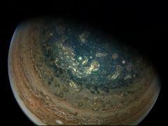 Sobrevuelo de Júpiter