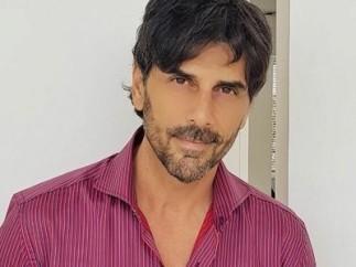 El actor Juan Darthés