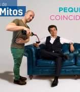 DaniMitos con Javier Veiga y Marta Hazas