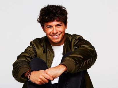 El cantante Alfred García.