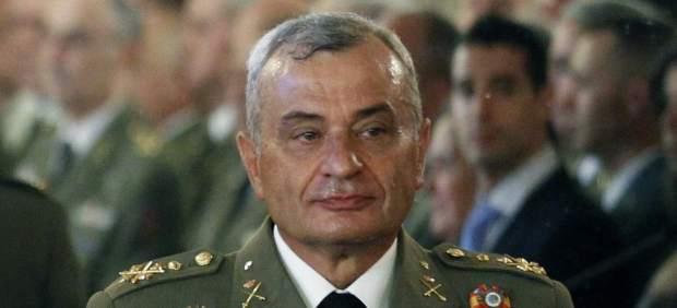 Vox ficha al general Coll, alto cargo del Ejército con Zapatero y responsable de la retirada de ...