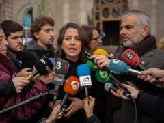 La líder de Cs en Catalunya, Inés Arrimadas.