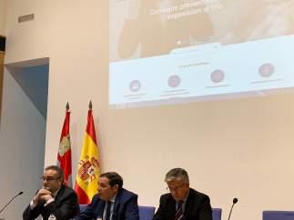 Presentación del nuevo Portal de Salud de Castilla y León