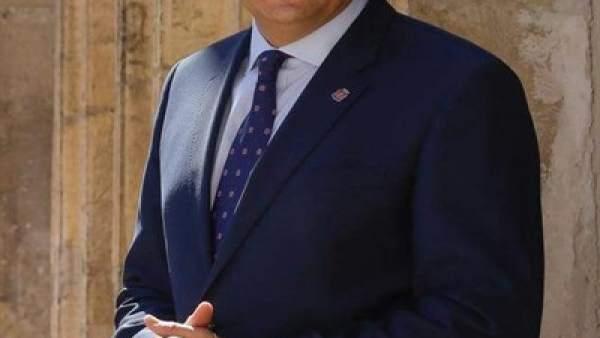 Alcalde de Cuenca, Ángel Mariscal