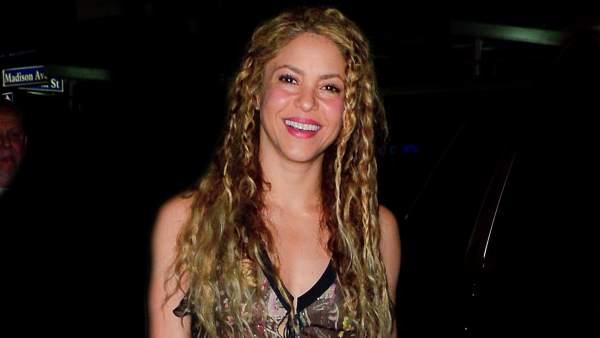 La Fiscalía se querella contra Shakira