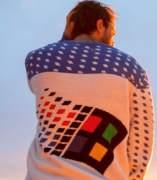 El logo de Windows 95 candidato a jersey más feo de navidad