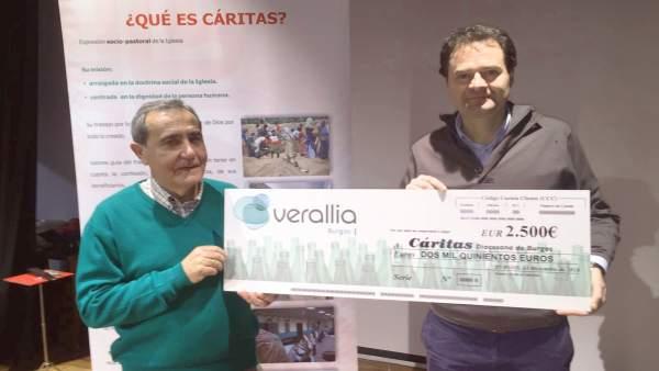 Donación de Vellaria.
