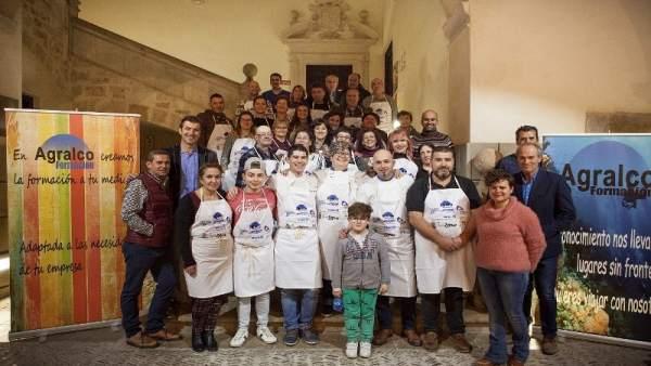Cita gastronómica Alimentos Locales. 14-12-18