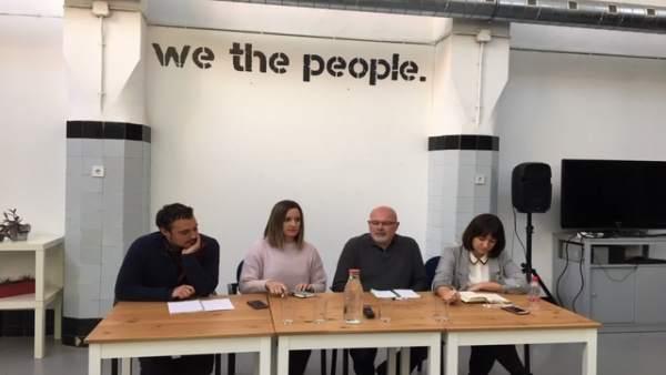 """La candidatura 'El País que Podem' ix a guanyar les primàries i donar protagonisme a les CCAA: """"No anem contra ningú"""""""