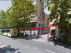 Avenida Ronda de los Tejares (Córdoba).