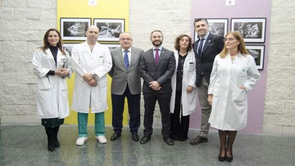 El Juan Ramón Jiménez celebra los 25 años de su Coordinación de Trasplantes.