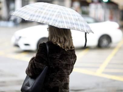 Tiempo estable y frentes con lluvias.