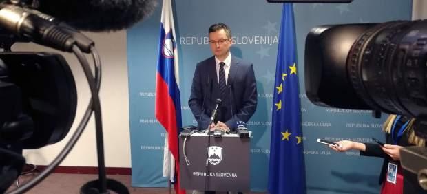 El primer ministro esloveno pide a Torra no comparar Cataluña y Eslovenia