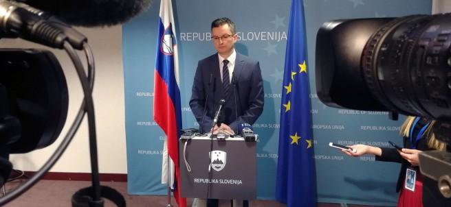 Marjan Sarec, primer ministro esloveno.