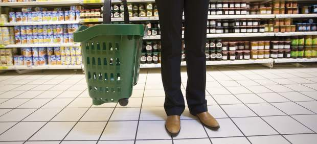 El IPC anual se modera al 1% en enero por la contención de los alimentos