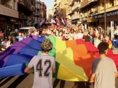 Celebración del Orgullo C-LM 2017