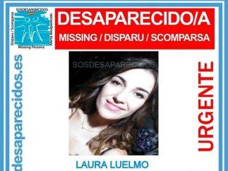 Desaparecida en Huelva
