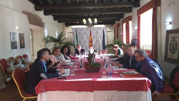 Jaén asiste a la 50 Asamblea de la Red de Juderías de España