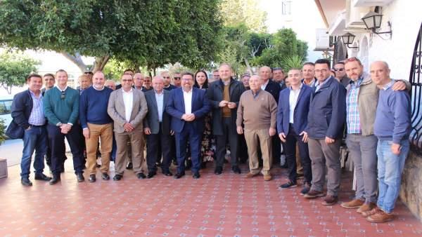 La Junta entrega una ayuda de 4,8 millones a regantes del Almanzora