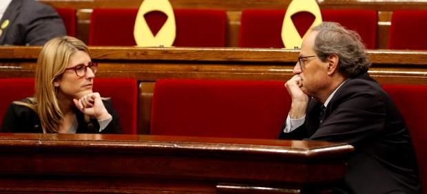 Generalitat y partidos independentistas justifican las protestas del 21-D y acusan al Gobierno de ...