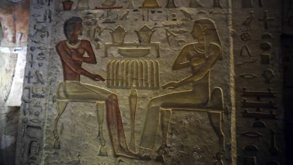 Tumba de la Quinta Dinastía egipcia