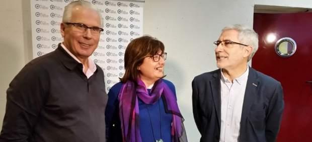 Llamazares y Garzón irán a las urnas en 2019 con Actúa para unir a la izquierda descontenta y ...