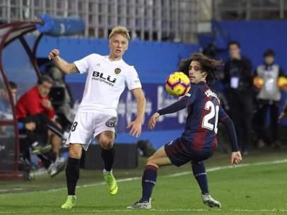 Eibar vs. Valencia.