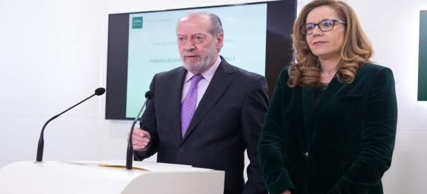El presidente de la Diputación, Fernando Rodríguez Villalobos.