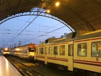 Trenes de Cercanias