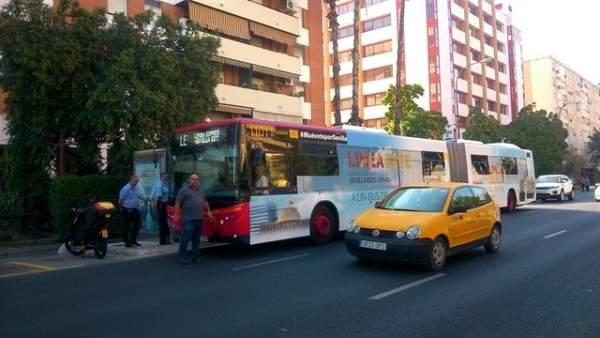 Autobús de la Línea Este de Tussam