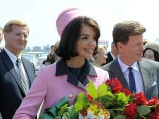 Interpretó a Jackie Kennedy en dos miniseries