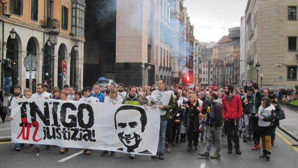 Manifestación Cabacas