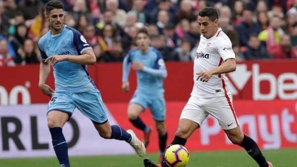Sevilla vs. Girona.